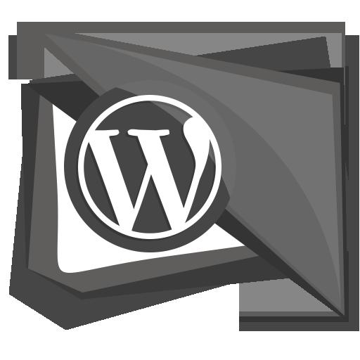 blog, logo, media, social, wordpress icon