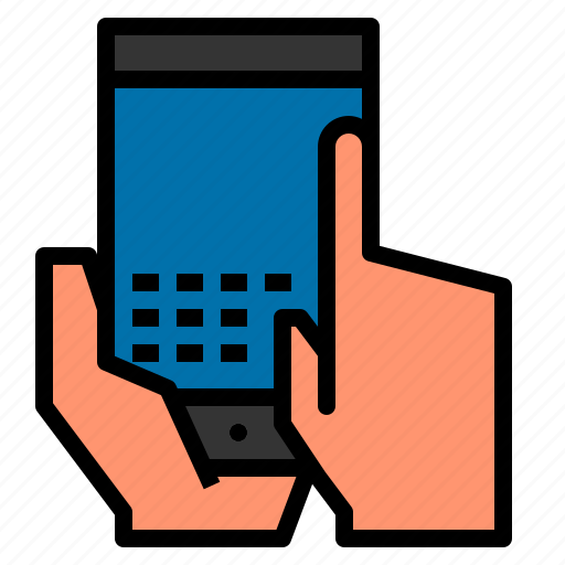 chat, smartphone icon