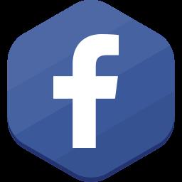 facebook, social network icon