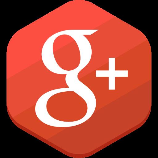 google plus, social network icon