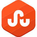 social network, stumbleupon icon
