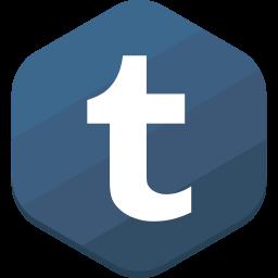 social network, tumblr icon
