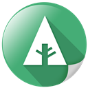 basic, botany, eco, ecology, forrst, green icon
