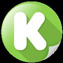 kickstarter, campaigns, idea, ideas icon