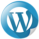 blogging, communication, wordpress, wp icon