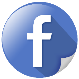 book, facebook, fb, hand, share icon