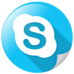 call, chat, communication, skype, telephone icon