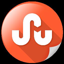 communication, internet, logo, media, network, social, stumbleupon icon