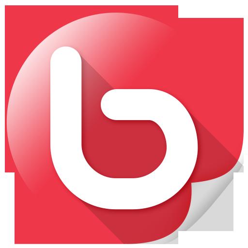 bebo, communication, photographs, talk, web, webicon icon
