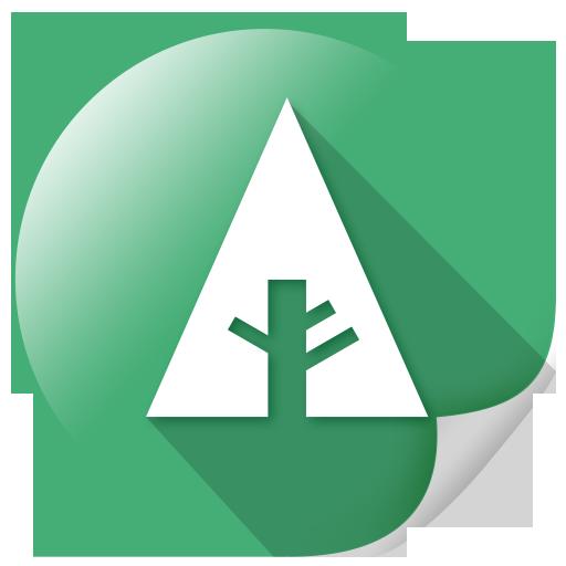 basic, botany, eco, ecology, forrst, green icon