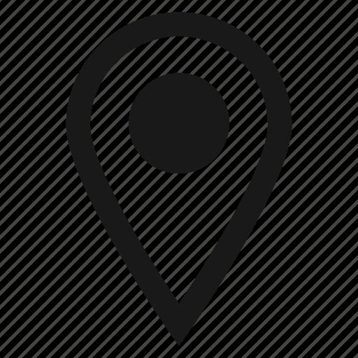address, gps, local, location, map, marker icon