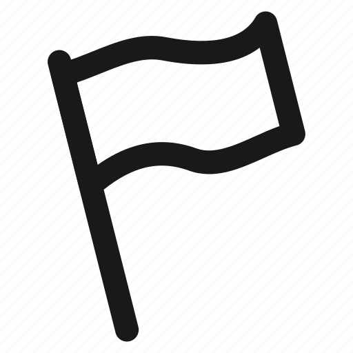Alert, banner, flag, important, message, notify icon - Download on Iconfinder