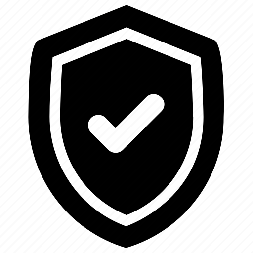defended, encryption, guarded, protection shield, secure icon