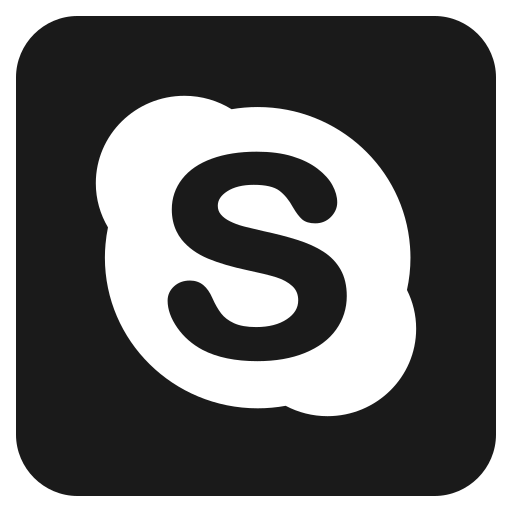 Media, skype, social icon - Free download on Iconfinder
