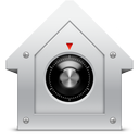 red, security, soda icon