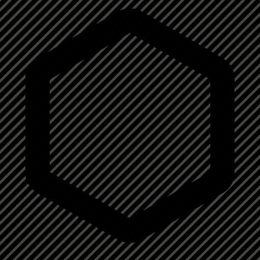 Box, hexagon icon - Download on Iconfinder on Iconfinder