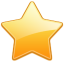favorite, star, ã©toile icon