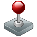 computer game, games, joystick icon