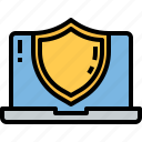 protection, defense, shield, virus, security, software, computer