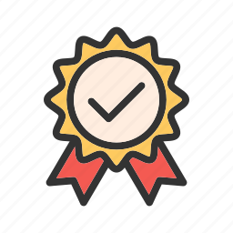 approved, certification, certified, control, quality, stamp icon