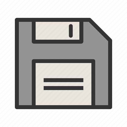computer, data, file, guardar, information, save, sign, web icon
