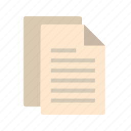 article, business, content, data, digital, document, information icon