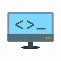 computer, console, entertainment, game, laptop, technology, video icon