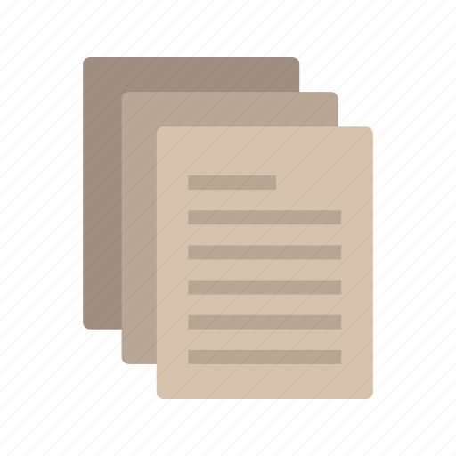app, blank, business, document, documentation, legal, office icon
