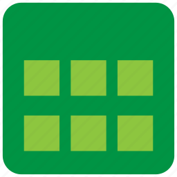 calendar, cell, date, excel, office, tool, tools icon