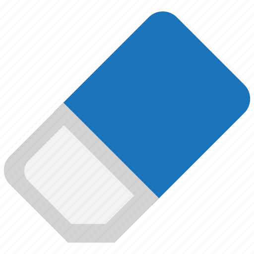 clear, delete, erase, eraser, office, tool, tools icon