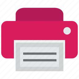 device, office, paper, print, printing, tool, tools icon