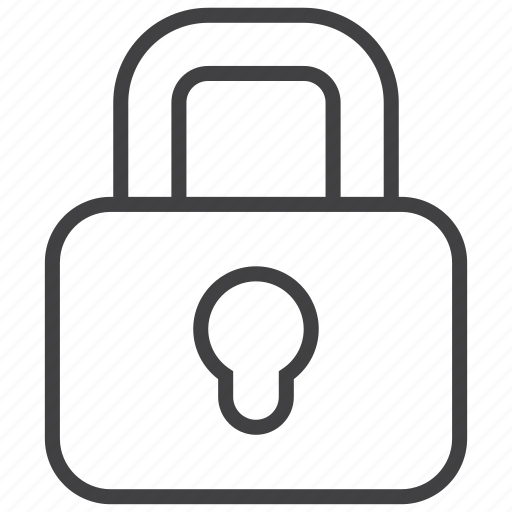 block, lock, office, safe, security, tool, tools icon