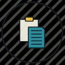 clipboard, copy, file, paste