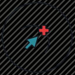 arc, design, draw, graphic, tools icon