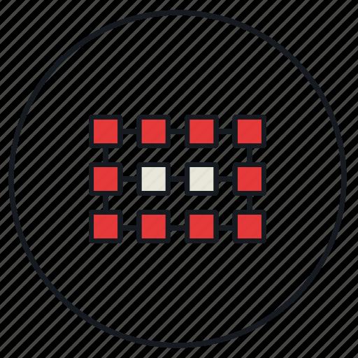 frame, full, screen icon