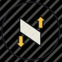 arrows, move, skew