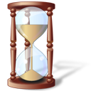 clock, history, hourglass, time icon