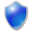 antivirus, blue, protection, shield
