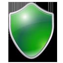 antivirus, green, protection, shield
