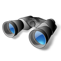 binoculars view png - photo #15
