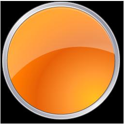 Traffic Light For Sale >> Circle, orange icon