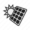 energy, module, panel, photovoltaic, power, solar, sun