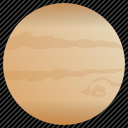 astronomy, jupiter, planet, solar, system icon