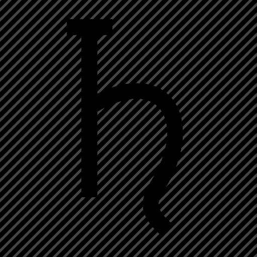 saturn symbol astrology