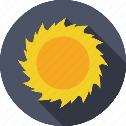 solar system, space, star, sun icon