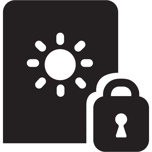 box, deposit, lock, protection, safe, secure, security icon