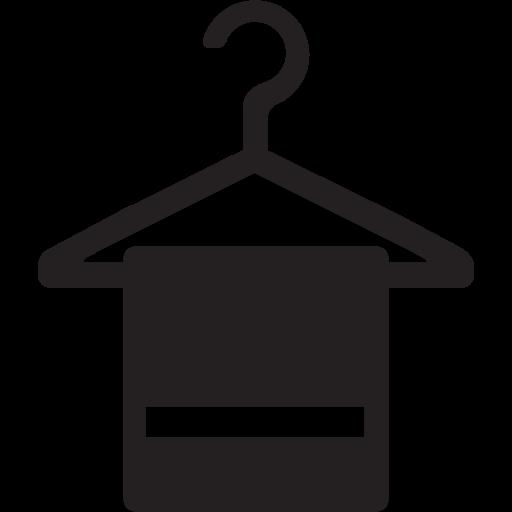 bath, bathroom, hanger, toilet, towel icon