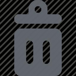 cancel, close, delete, exit, remote, remove, trash icon