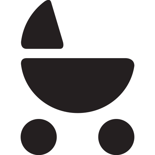 babysitting, child, girl, little, playing, toy icon