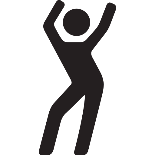 break, dance, dancer, dancing, hop, instructor, show icon